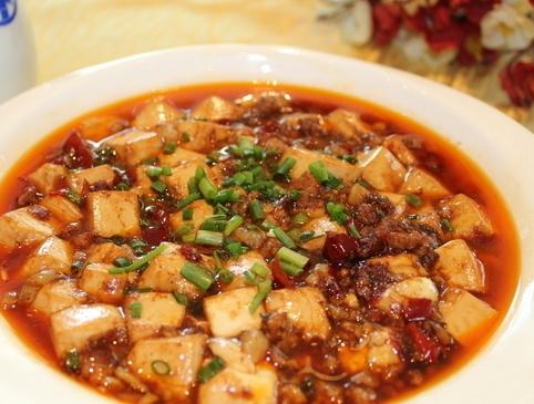 四川省名菜之一,川菜麻婆豆腐