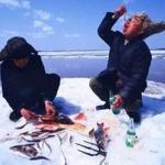赫哲族特有美食:独特的赫哲族杀生鱼