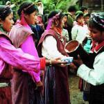 门巴族的习俗与婚俗