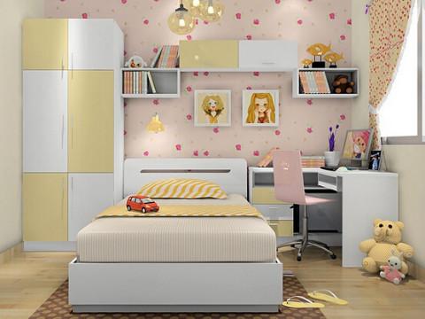儿童卧室装修风水指南