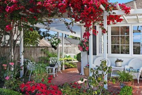 别墅花园平台风水 处理不好越住越穷