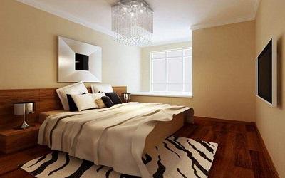 卧室床头应如何朝向?床头柜宜配几个?
