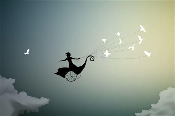 梦见自己是神仙