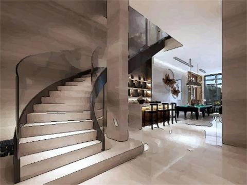 别墅室内楼梯有哪些风水讲究