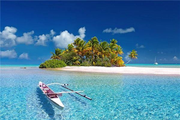梦到大海很美