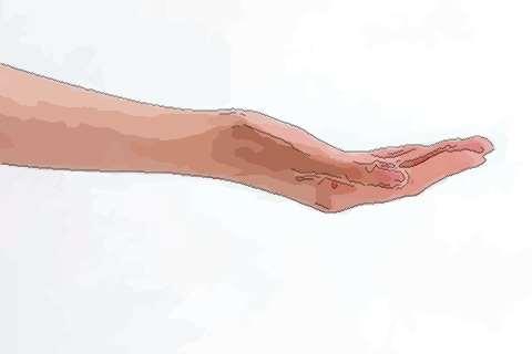 盘点什么样的手相最苦命奔波劳累